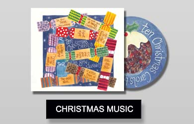 Ben and Hannah Dunnett Christmas Music link image