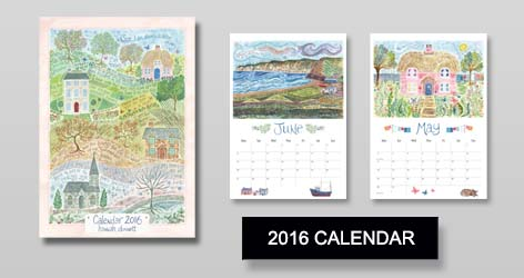 Hannah Dunnett calendar banner