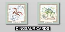 Hannah Dunnett Dinosaur Kids Greetings Cards link