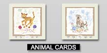Hannah Dunnett Kids animal Greetings Cards link