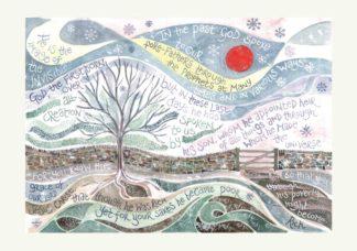 Hannah Dunnett Winter Sun Christmas Card