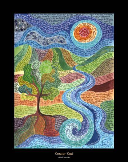 Creator God By Hannah Dunnett