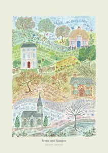 Hannah Dunnett Times and Seasons greetings card link