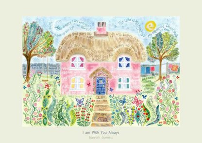Hannah Dunnett I am with you always poster version