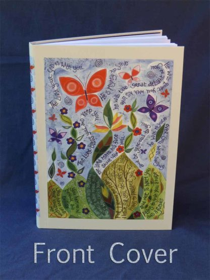 Hannah Dunnett Great Delight Journal Front