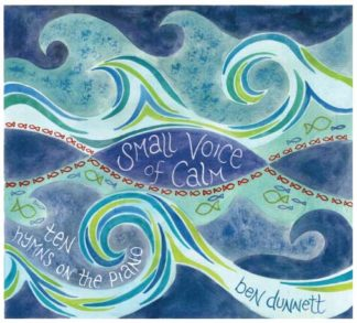 Ben Dunnett Small Voice of Calm CD cover