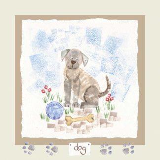 Hannah Dunnett dog card