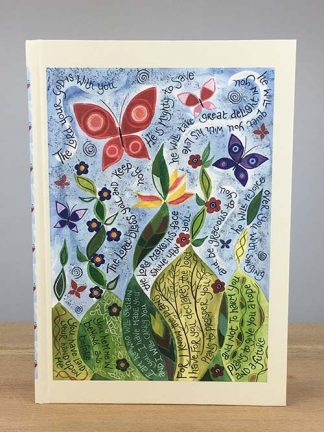 Hannah Dunnett Great Delight Journal Front Cover