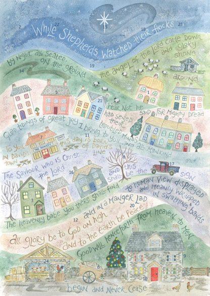 Hannah Dunnett Advent Calendar cover