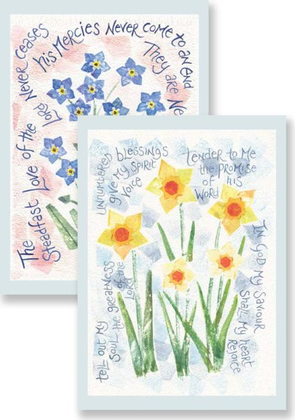 Hannah Dunnett Tell Out My Soul and The Steadfast Love Notecards updated version