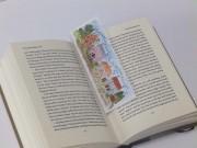 Hannah Dunnett The Lord is Faithful Bookmark on Book Image