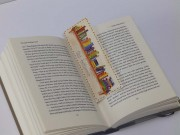 Hannah Dunnett books of the Bible bookmark on book image