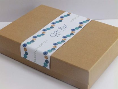 Trust in God Gift Box Close Up