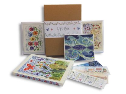 Bright and Beautiful Gift Box