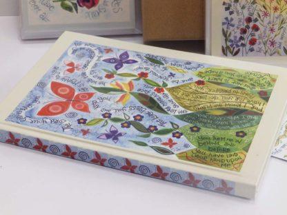 Bright and Beautiful Gift Box Journal Image