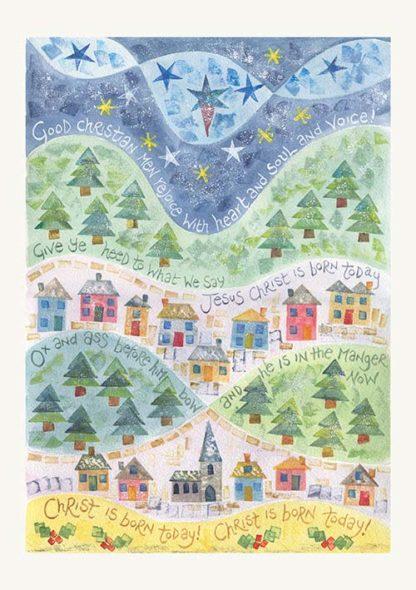 hannah-dunnett-good-christian-men-rejoice-christmas-card-a6