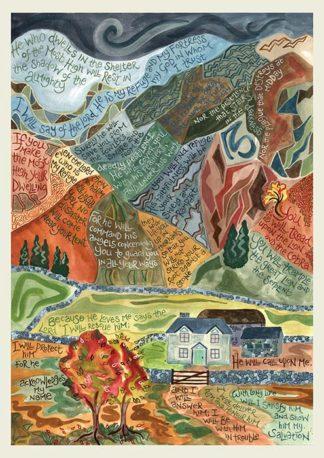 hannah-dunnett-psalm-91-notebook-cover