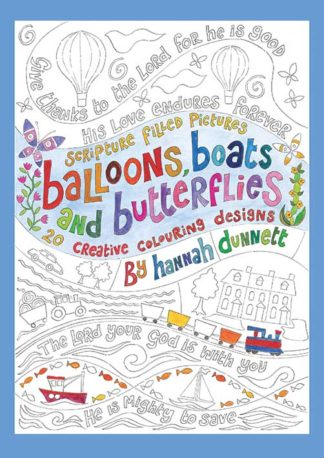 Hannah Dunnett kids colouring book updated cover