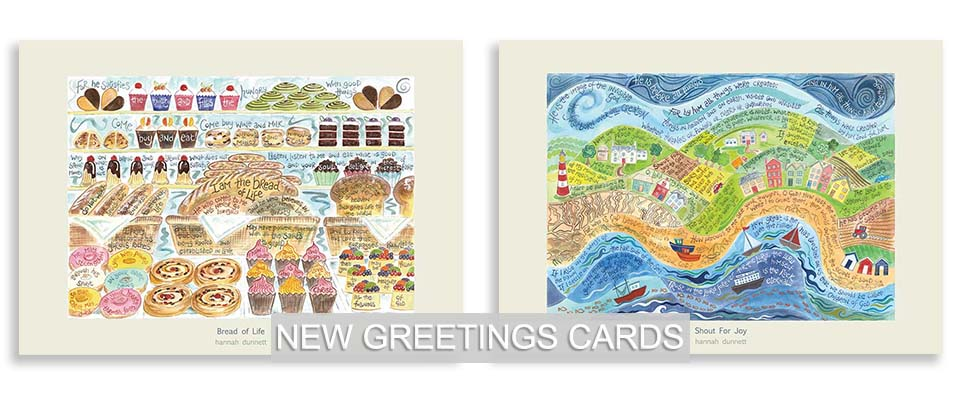 Hannah Dunnett new greetings cards designs September 2017 home page slider image
