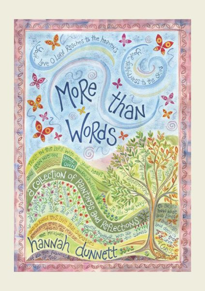 Hannah Dunnett More Than Words Book Cover