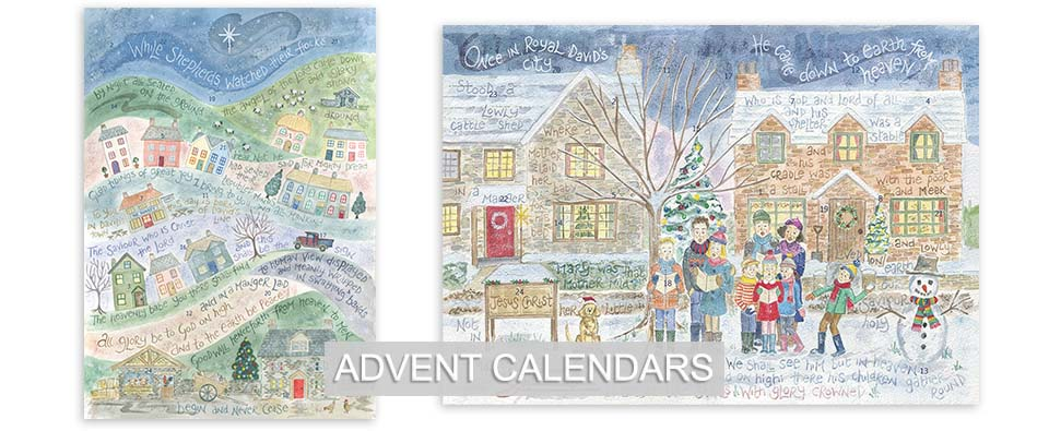 Hannah Dunnett advent calendars slider image