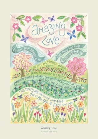 Greetings cards ben and hannah dunnett amazing love cards m4hsunfo