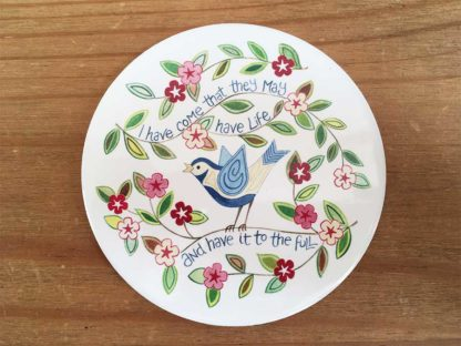 Hannah Dunnett I Have Come coaster image