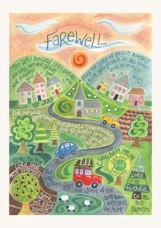 Hannah Dunnett Farewell Card