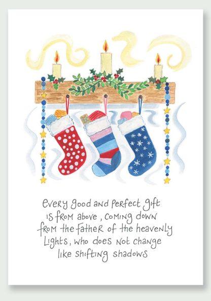 Hannah Dunnett From The Father Christmas Card