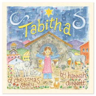 Tabitha kids book by Hannah Dunnett front cover image
