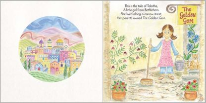 Tabitha kids book by Hannah Dunnett pages 1 and 2 preview image