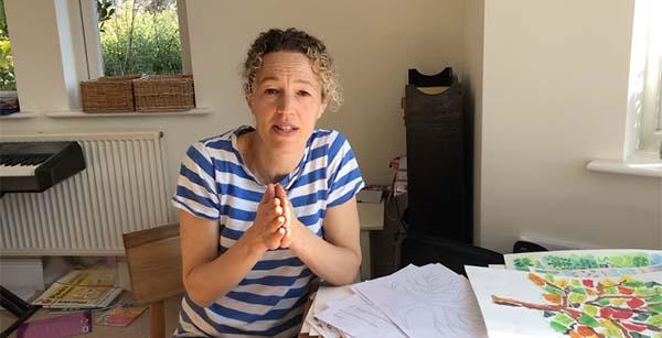 Hannah Dunnett Creating A Prayer Tree featured image