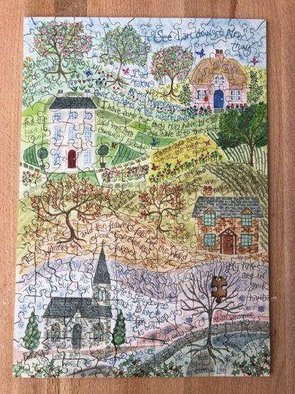 Hannah Dunnett Times and Seasons Jigsaw