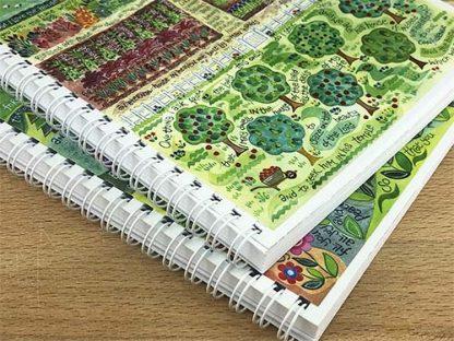 Hannah Dunnett Goodness and Love notebook ultra closeup image