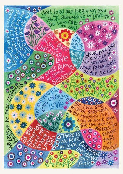 Hannah Dunnett Perfect Love notebook