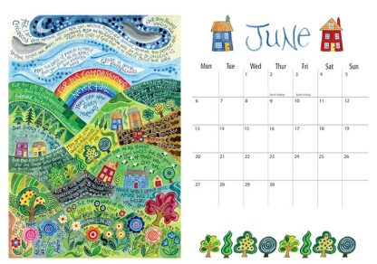 Hannah Dunnett 2022 Calendar June