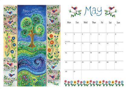Hannah Dunnett 2022 Calendar May