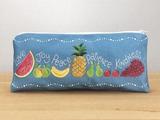 Hannah Dunnett Fruit of the Spirit pencil case main image